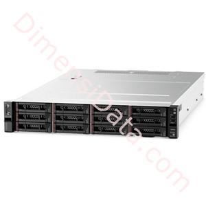 Picture of Rack Server Lenovo ThinkSystem SR550 [Xeon Bronze 3106, 8GB, 1.2TB] 7X04A00SSG