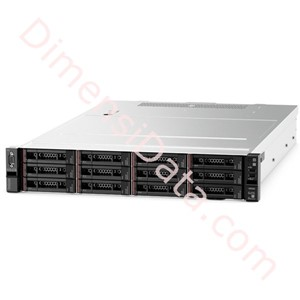 Picture of Rack Server Lenovo ThinkSystem SR550 [Xeon Silver 4210, 8GB, 1.2TB] 7X04A0A6SG