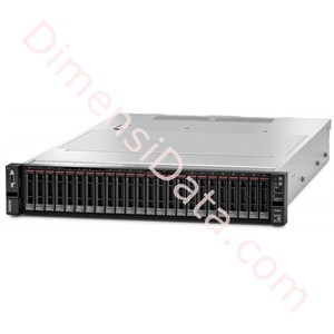 Picture of Rack Server Lenovo ThinkSystem SR650 [Xeon Gold 6230, 16GB, 8x2.5in SAS/SATA] 7X06A0DASG