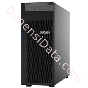 Picture of Tower Server Lenovo ThinkSystem ST250 [Xeon E-2104G, 8GB, 4x3.5in HS SAS/SATA, 550W] 7Y45A018SG