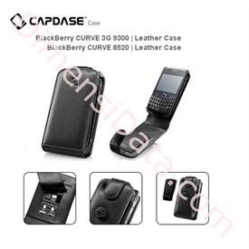 Jual CAPDASE Leather Case Flip Top