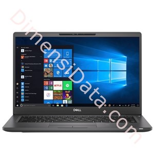 Picture of Laptop DELL Latitude 7300 [i7-8665U, Touch, 8GB, 512SSD, UHD 620, W10Pro]