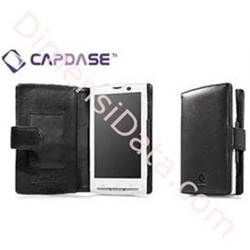 Jual CAPDASE Leather Case Bi-fold
