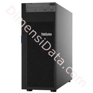Picture of Tower Server Lenovo ThinkSystem ST250 [Xeon E-2224G, 8GB, O/Bay 4x3.5in HS SAS/SATA, 550W] 7Y45A04NSG