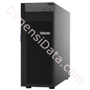 Picture of Tower Server Lenovo ThinkSystem ST250 [Xeon E-2234, 8GB, O/Bay 8x2.5in HS SAS/SATA, 550W] 7Y45A038SG