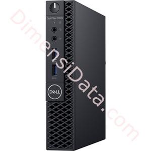 Picture of Desktop DELL OptiPlex 3070 Micro [i5-9500, 128SSD + 1TB, W10Pro]