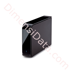 Picture of BUFFALO DriveStation External USB 3.0 Hard Drive 1TB [HD-LB1.0TU3]
