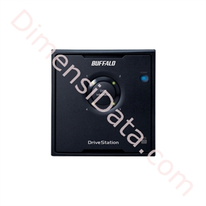 Picture of BUFFALO DriveStation Quad USB 3.0 4TB [HD-QL4TU3R5]