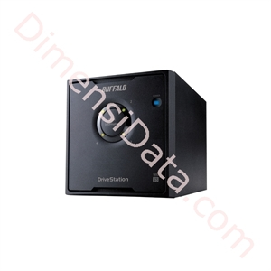 Picture of BUFFALO DriveStation Quad USB 3.0 12TB [HD-QL12TU3R5]