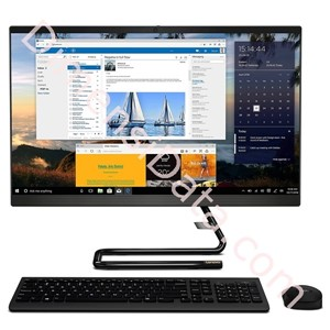 Picture of AIO Lenovo A340-22iCK Black [F0ES005XiD]