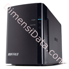 Jual Storage Server BUFFALO LinkStation Duo 4TB