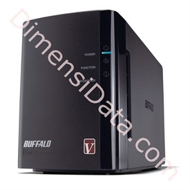 Jual Server Storage BUFFALO LinkStation Pro Duo 6TB