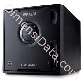 Jual Server Storage BUFFALO LinkStation Pro Quad 4TB