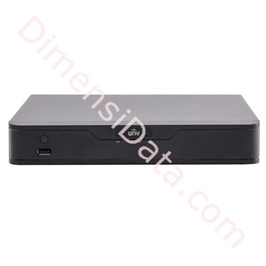 Picture of NVR Uniview Easy 8-Ch [NVR301-08B-P8]