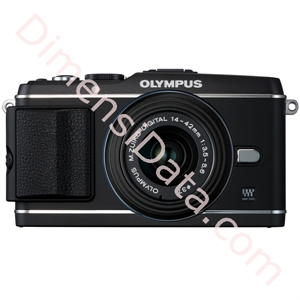 Picture of Kamera Digital Mirrorless   OLYMPUS PEN E-P3 (Kit 14-42mm Lens)