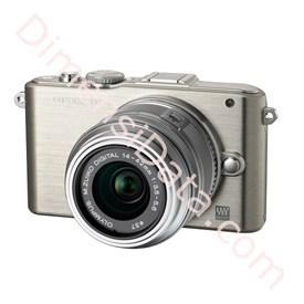 Jual Kamera Digital Mirrorless   OLYMPUS PEN E-PL3 (Kit 14-42mm Lens)