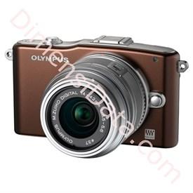 Jual Kamera Digital Mirrorless   OLYMPUS PEN E-PM1 (Kit 14-42mm Lens)