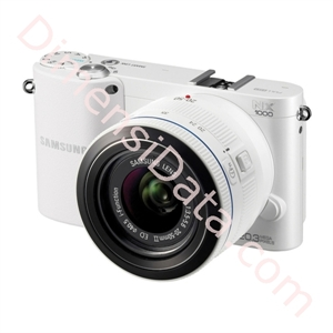 Picture of Kamera Digital Mirrorless   SAMSUNG NX1000 (Kit 20-50mm Lens)