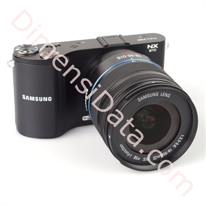 Picture of Kamera Digital Mirrorless   SAMSUNG NX210