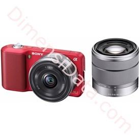 Jual Kamera Digital Mirrorless   Sony NEX-3D (Double lens)