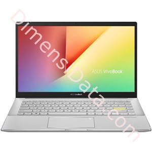 Picture of Notebook ASUS K413EQ-EB751TS [i7-1165G7, 8GB, 512GB SSD, MX350, W10H]