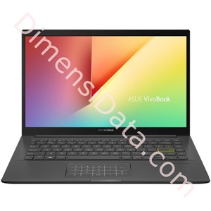 Picture of Notebook ASUS K413EQ-EB752TS [i7-1165G7, 8GB, 512GB SSD, MX350, W10H]