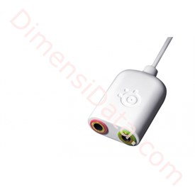 Jual SteelSeries Iphone adapter white color