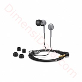 Jual Earphone Sennheiser CX series - CX 200 Street II-Black