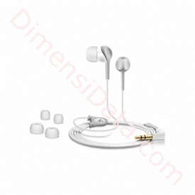 Jual Earphone Sennheiser CX series - CX 200 Street II White