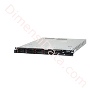 Picture of IBM Rack Server System X3530 M4 (7160-C2A)