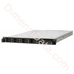 Picture of IBM System X3550 M3 (Rackmount 1U) 7944-62A