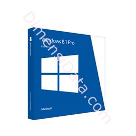 Jual Windows 8.1 Professional 64 Bit (FQC-06949)
