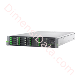 Jual FUJITSU Primergy Rack Server RX300S7 S05