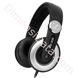 Picture of Headphone Sennheiser s series - HD 205-II