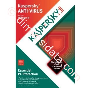 Picture of KASPERSKY Anti virus 2013 (3-User)