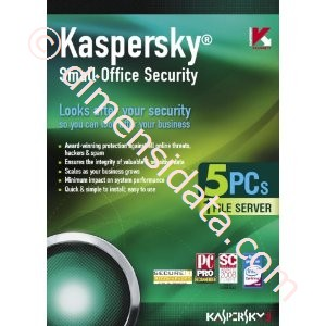 Picture of Kaspersky Small Office Security 5 users + 1 File Server