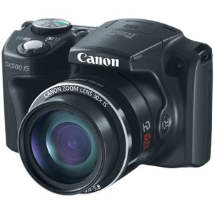Picture of Kamera Digital CANON PowerShot SX-500 IS