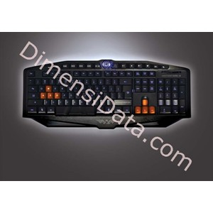 Picture of Armaggeddon NightHawk KAI-3 Keyboard