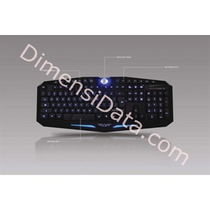 Picture of Armaggeddon NightHawk KAI-5 Keyboard