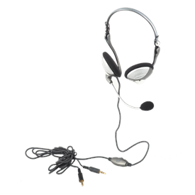 Jual SONICGEAR BS 200 Multimedia Backphone - Headset