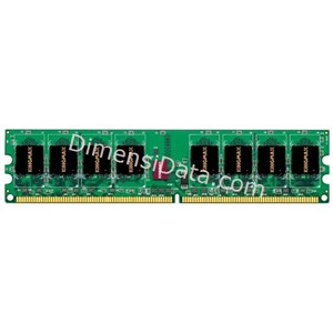 Picture of KINGMAX Memory Server ECC UDIMM 4GB