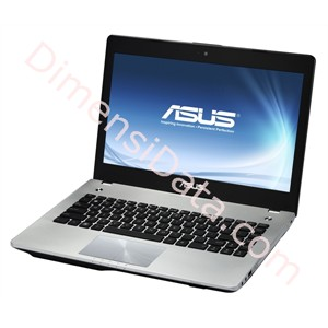 Picture of ASUS N46VZ-V3065H Notebook