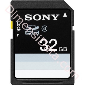 Picture of SONY Secure Digital Card 32GB - Class 4
