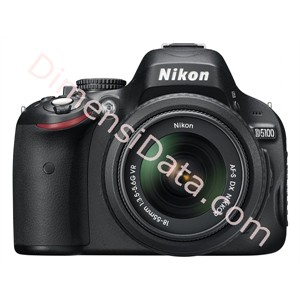 Picture of Kamera  DSLR   Nikon D5100