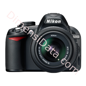 Picture of Kamera  DSLR   Nikon D3100