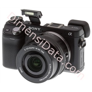 Picture of Kamera Digital Mirrorless   Sony NEX-6Y (Double Lens)