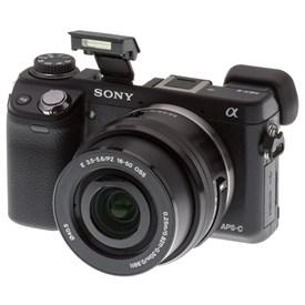 Jual Kamera Digital Mirrorless   Sony NEX-6Y (Double Lens)