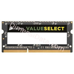 Picture of CORSAIR 4GB DDR3 - CMSO4GX3M1A1333C9