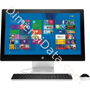 Picture of Desktop All in One HP Pavilion 27-n106d [N4S42AA] Touchscreen