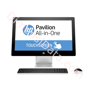Picture of Desktop All in One HP Pavilion 23-Q164D [P4M16AA] Touchscreen